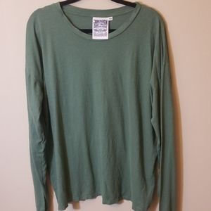 Jungmaven hemp &organic cotton long sleeve tshirt